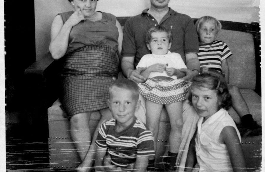 Famille Caron © Geneviève C. Ferron