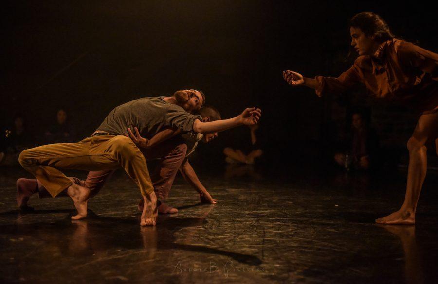 Antoine Turmine, Paco Ziel, Mar Ejada © Aurore B. Pictures