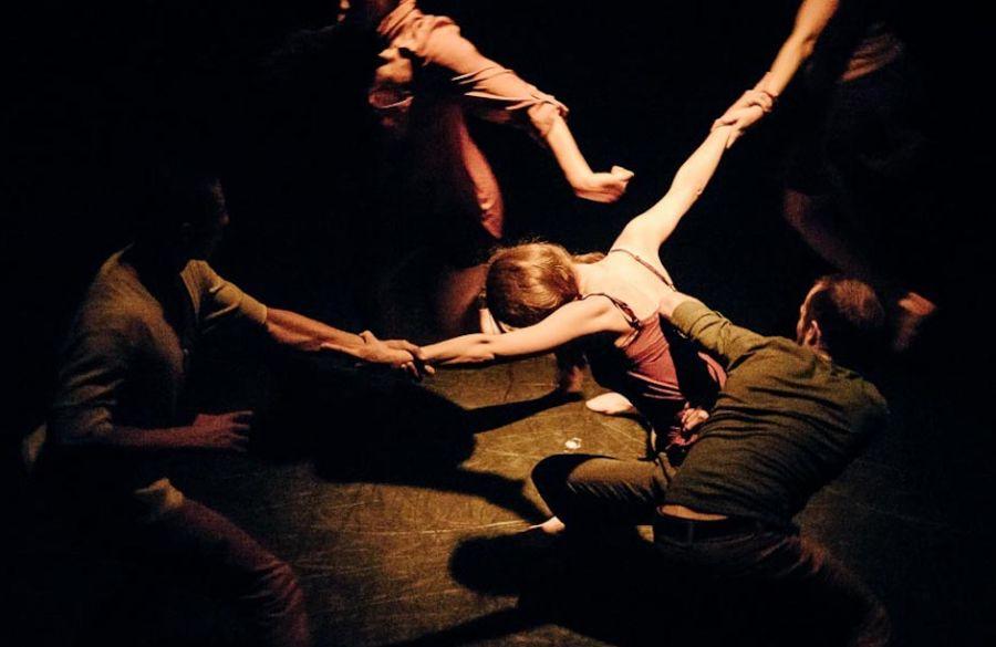 Antoine Turmine, Paco Ziel, Rachel Lanziner, Christine Daigle, Mar Ejada © Denis Martin