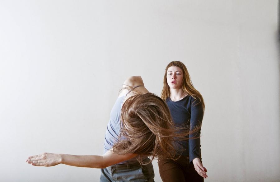 Alanna Kraaijeveld, Ellen Furey © Alejandro De Leon / Lost & Found media lab