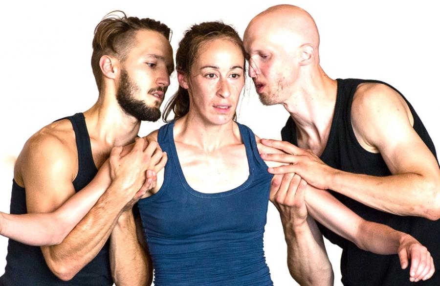 Milan Panet-Gigon, Caroline Gravel, Lael Stellick © J. Guzzo Desforges