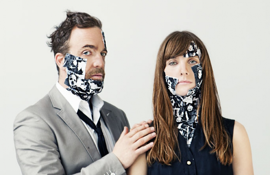 Simon-Xavier Lefebvre, Jessica Serli © Julie Artacho