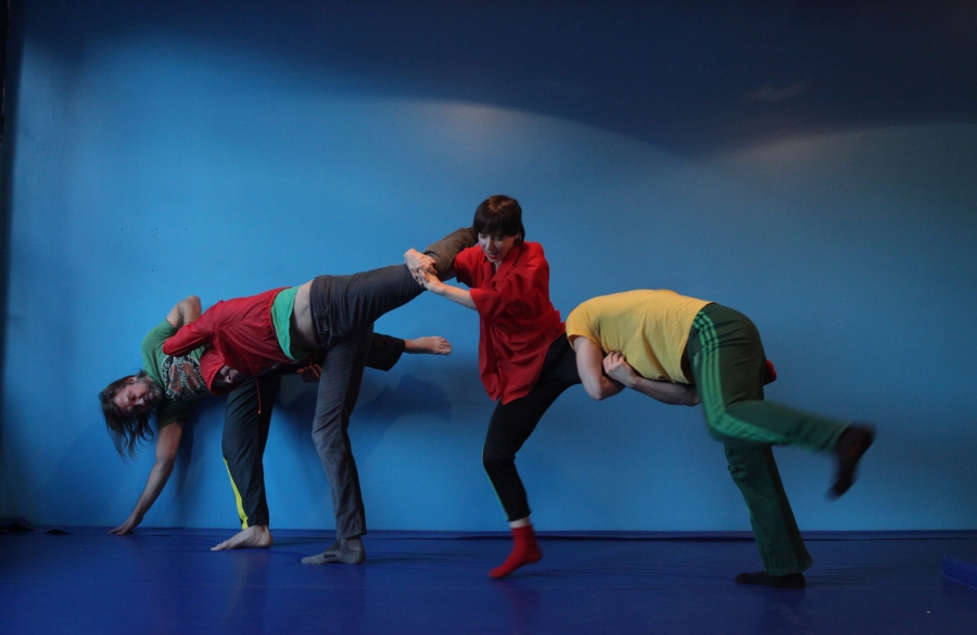 Patrick Lamothe, Peter Trosztmer, Audrée Juteau, Dany Desjardins © Sonya Stefan