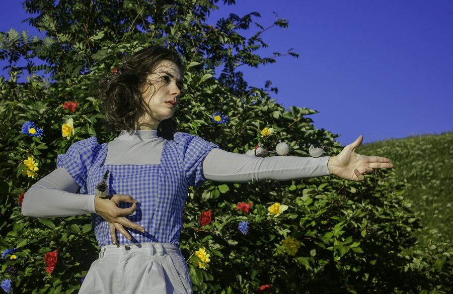 Geneviève Jean-Bindley © Gabriel Germain