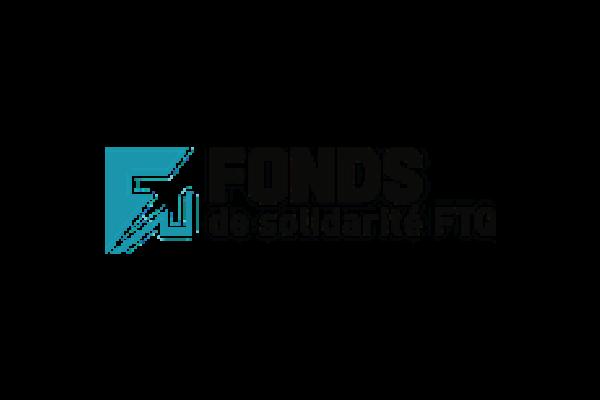 Logo Fonds de solidarité FTQ
