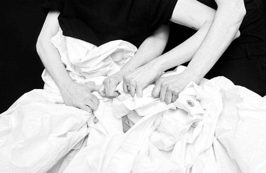 Myriam Arseneault Gagnon, Laurence Lapierre © Calope