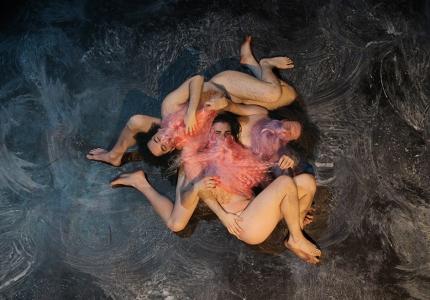 David Emmanuel Jauniaux, Guillaume Danielewski, Victor Naudet © William Couture