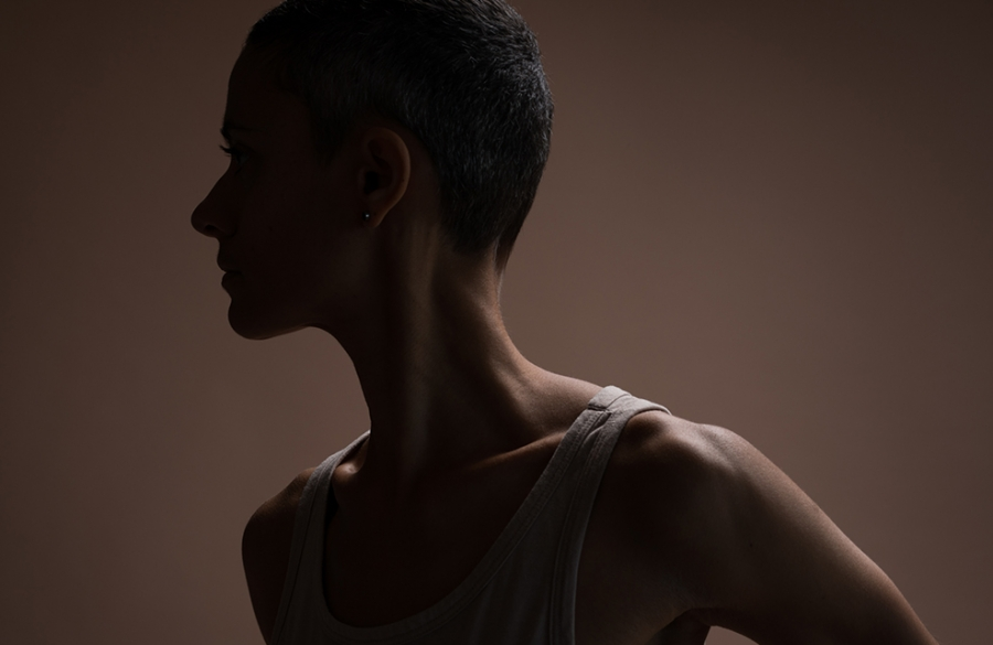 Ingrid Vallus © Josée Lecompte
