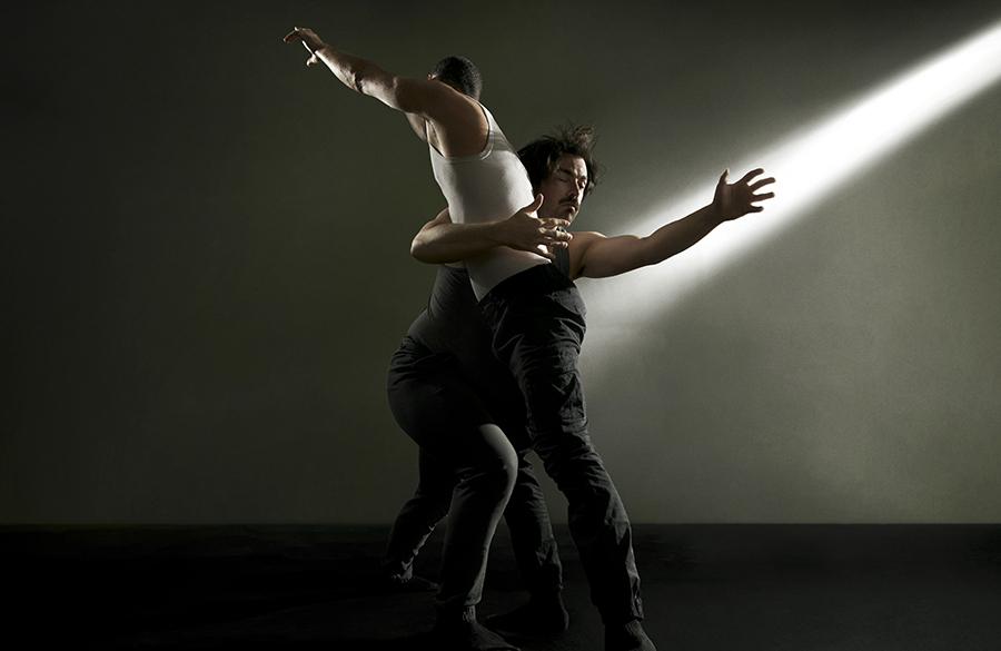 Philippe Meunier & Ian Yaworski © Vitor Munhoz