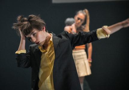 Nikita Peruzzini, Lou Amsellem © Maxime Côté