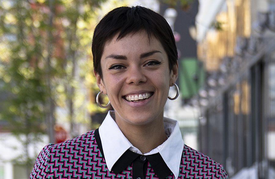 Andrea Peña © Sandra Lynn Bélanger