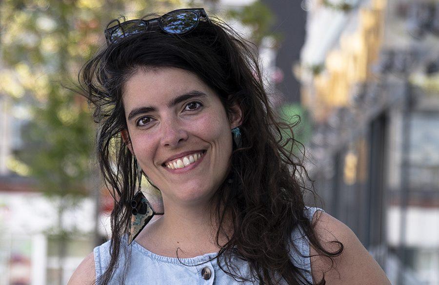 Laurane Van Branteghem © Sandra Lynn Bélanger